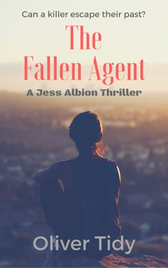 The Fallen Agent - Oliver Tidy - Book Cover