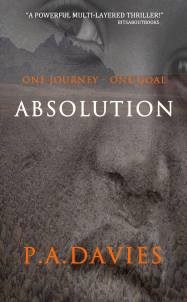 Absolution - P.A. Davies - Book Cover