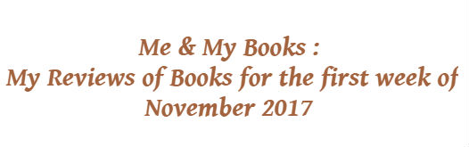 Book week nov 1