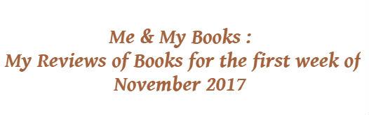 Book week nov 1