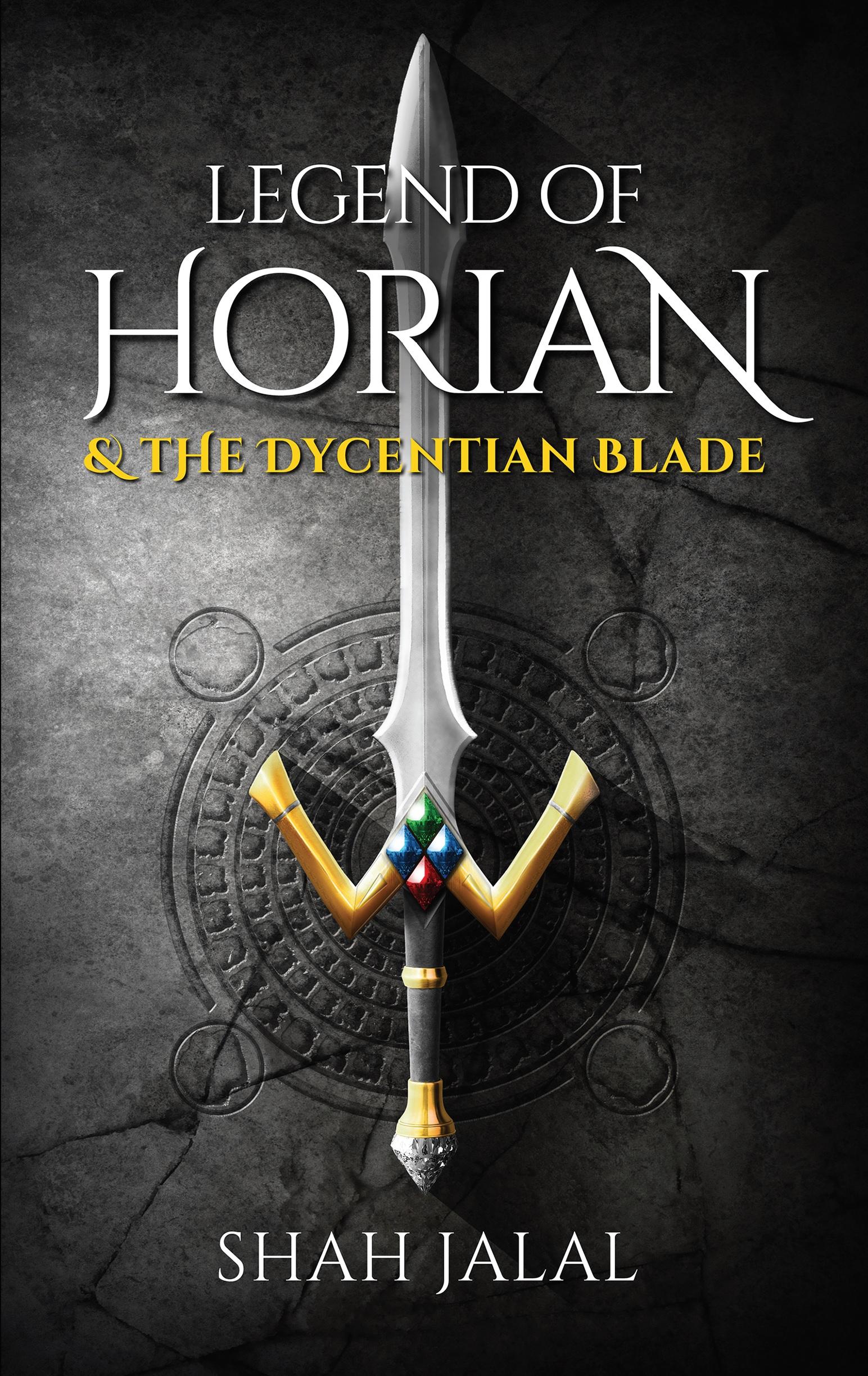 Legend of Horian Cover