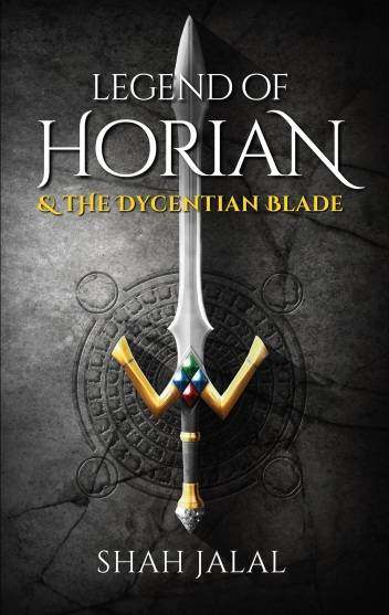 Legend of Horian Cover