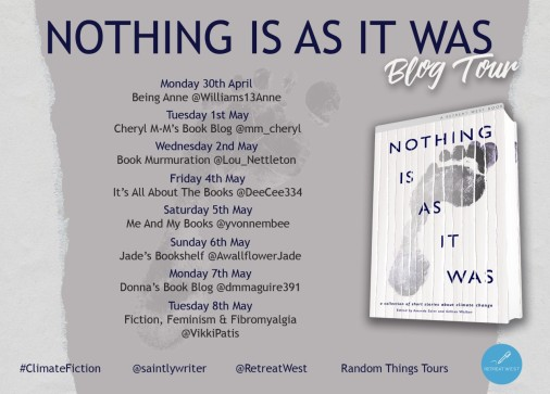 Nothing Is As it Was Blog Tour poster - Copy