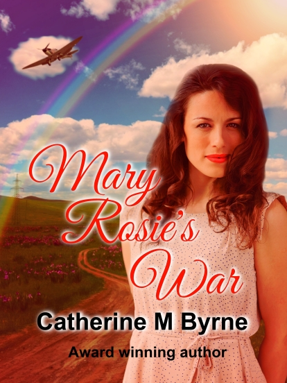Mary Rosie's War - Cover.jpg