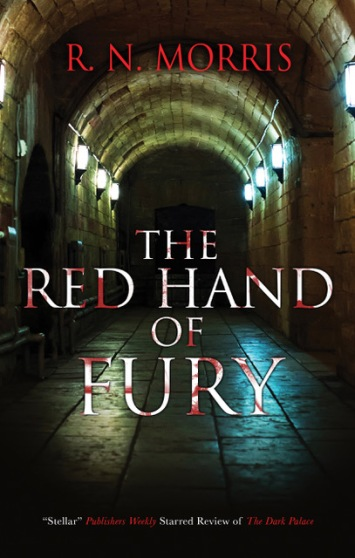 The Red Hand of Fury - Cover
