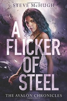 A Flicker of Steel Cover
