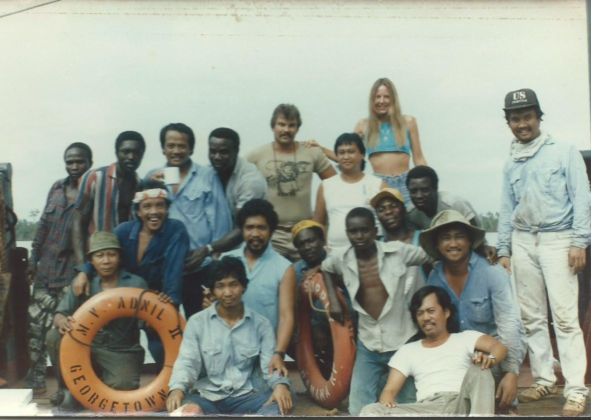 CBG -Rob, Linda and Crew- Off Africa 1988.jpg