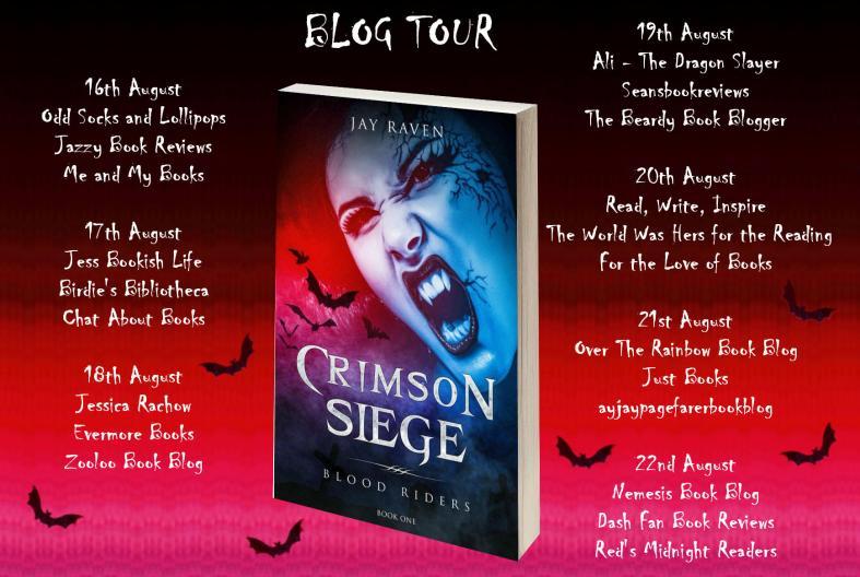 Crimson Siege Full Tour Banner