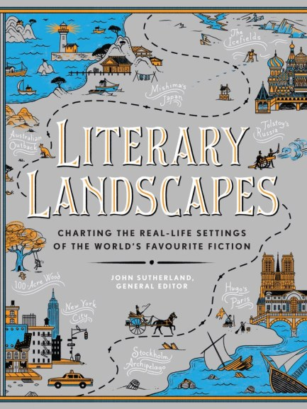 Literary Landscapes Cover lo res
