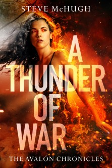 A Thunder of War Cover
