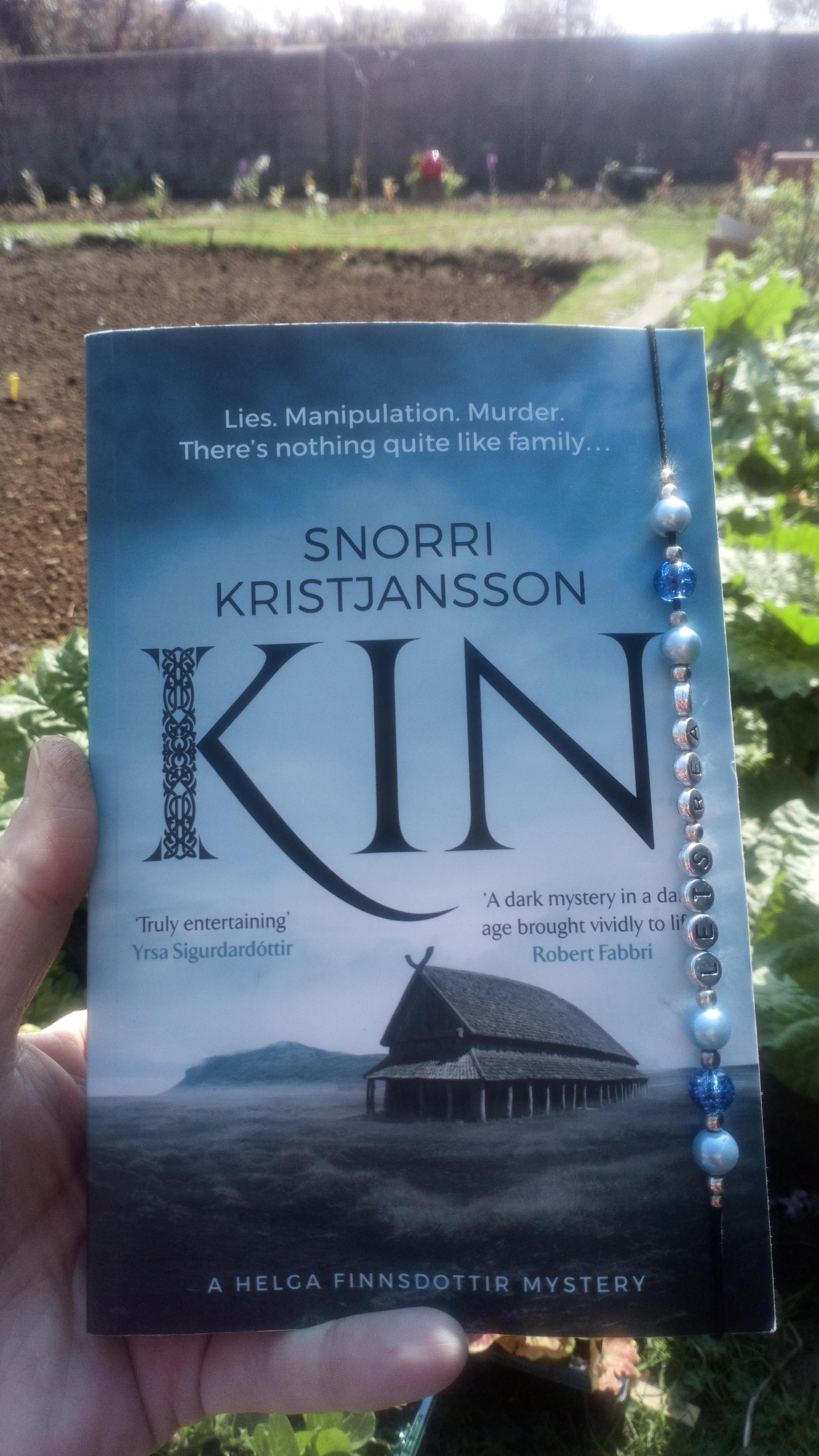 Kin by Snorri Kristjansson #review